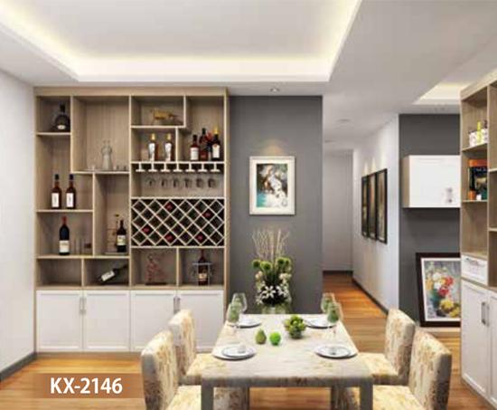 现代风格整体家居定制